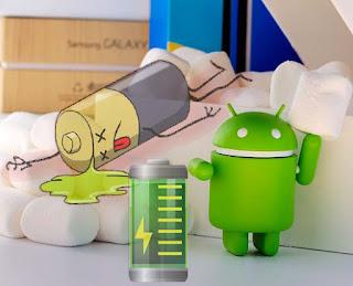Deretan Smartphone Android dengan Baterai Super Awet