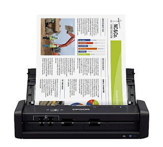 Epson WorkForce ES-300WR Driver Download, Review, Price