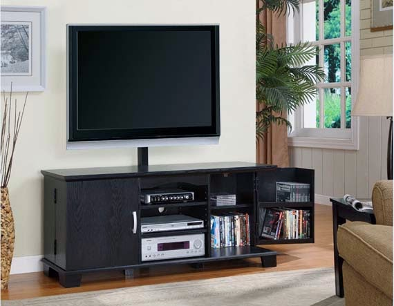 tv stand with multi storage