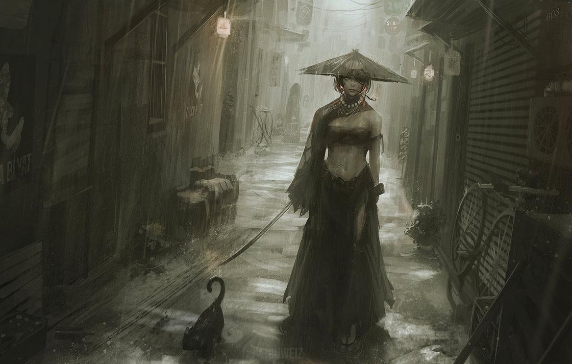 Sưu tập tranh, ảnh đẹp nhất của tác giả Guweiz | PHẦN 1