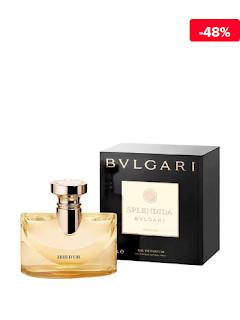 Apa de parfum Bvlgari Splendida Iris d'Or, 50 ml, Pentru Femei
