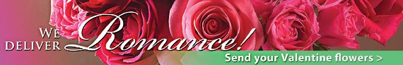 Deliver Valentine's Day flowers in Moreno Valley, Perris, Riverside