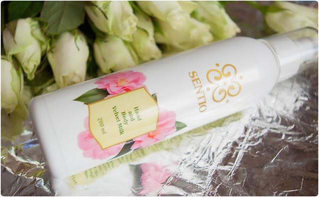 Sentio Hand & Body Velvet Milk