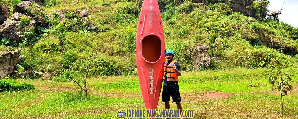 personal safety tooks untuk perorangan kayak dan kano batu lumpang