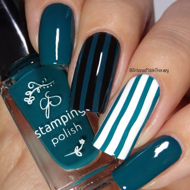Clear Jelly Stamper - 039 Teal Or No Dreal