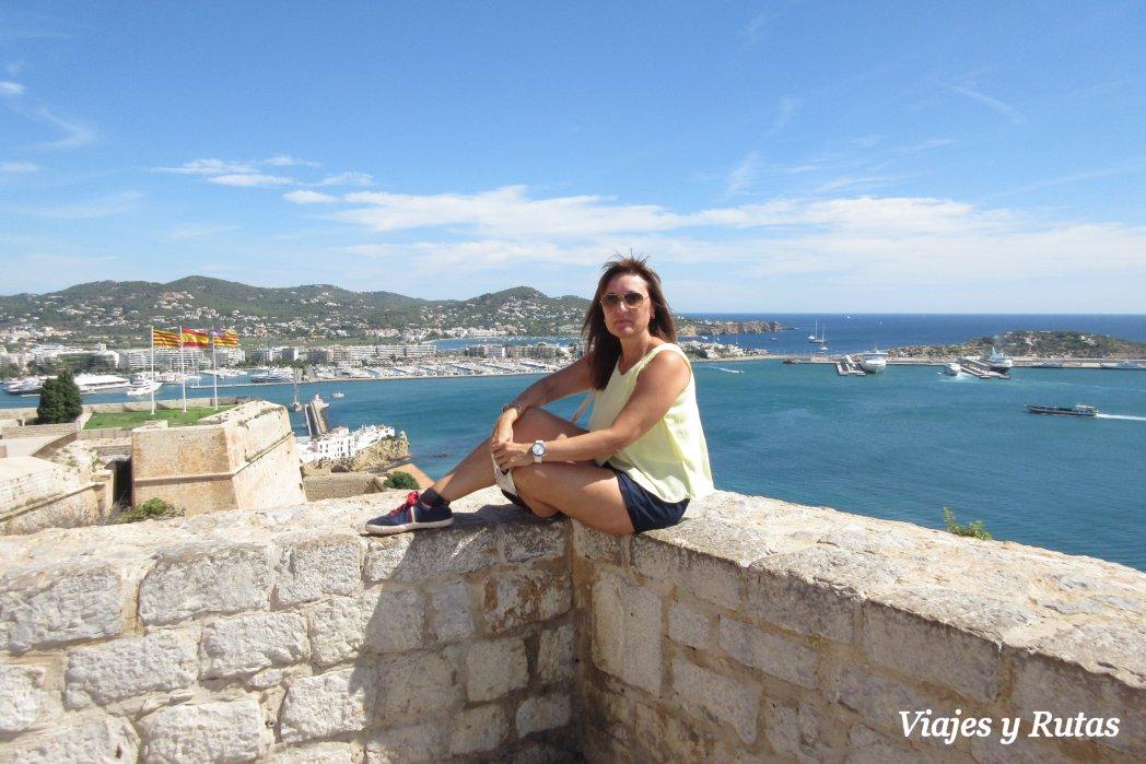 Muralla de Ibiza