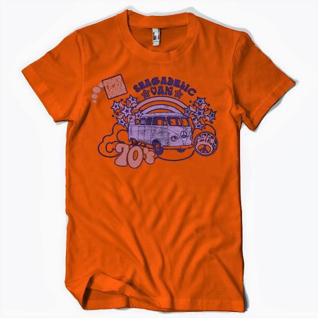 tshirt 70's