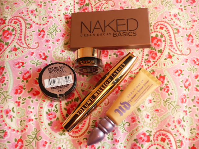 Top Five Eye Products of 2013 L'Oreal Urban Decay Maybelline