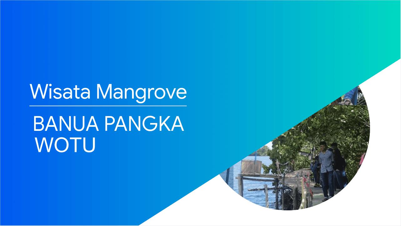 Wisata mangrove banua pangka
