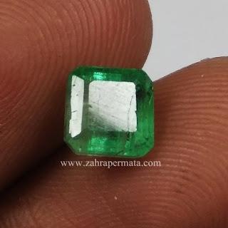 Batu Permata Zamrud Colombia - ZP 1165