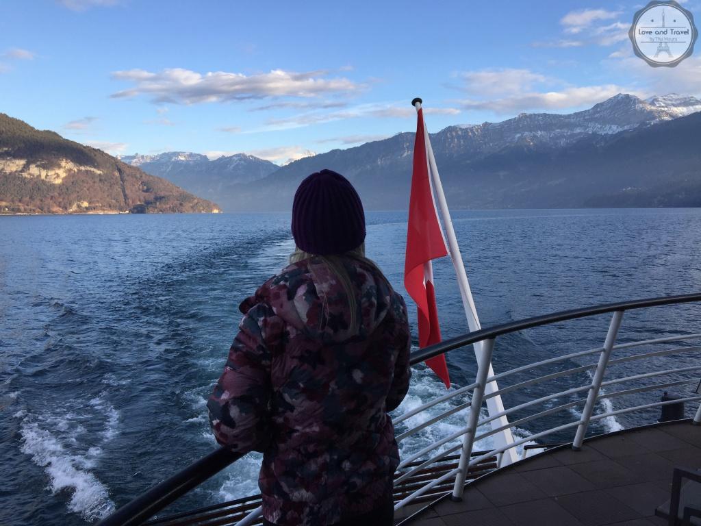 My Switzerland Lago Thun roteiro Suíça  8 dias