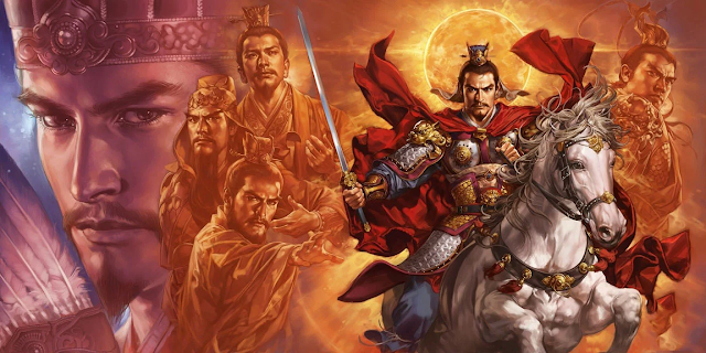 Romance of the Three Kingdoms : The Legend of Cao Cao