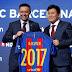 Rakuten, Wajah baru yang menghiasi jersey Barcelona musim depan