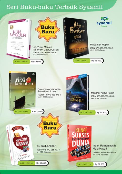 Seri Buku-Buku Terbaik Syaamil Books