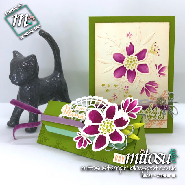 Stampin' Up! Share What You Love SU Project Ideas order from Mitosu Crafts UK Online Shop