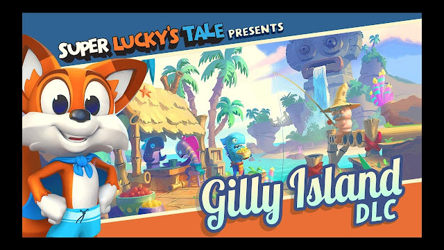 Super Lucky's Tale: Gilly's Island: DLC: XBox One Review