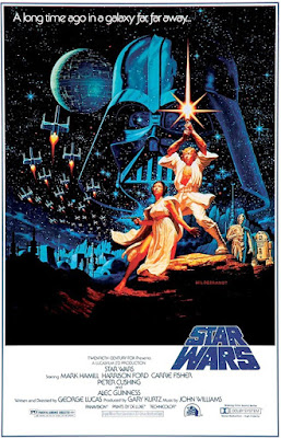 Review dan Sinopsis Film Star Wars (1977)