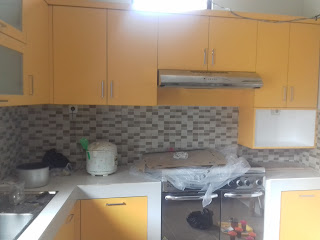 Dapur modern masakini