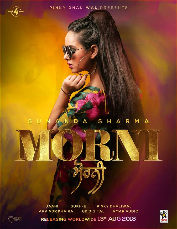 Morni   Sunanda Sharma   new song