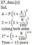 RRB NTPC Mathematics Quiz : 30th September_110.1