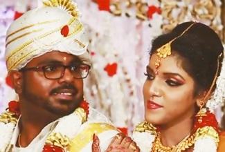 Wedding highlights | Rajeev & Aarthie