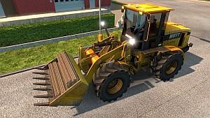 Israeli bulldozer in AI traffic