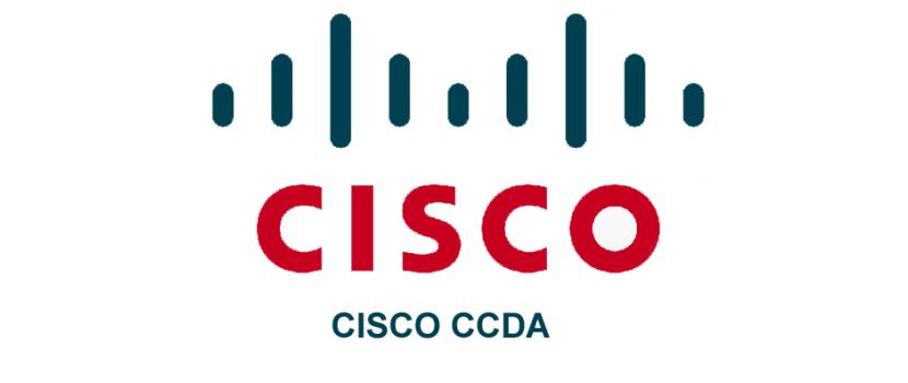كورس شهادة Cisco Certified Design Associate CCDA