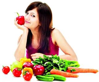 Tendencia alimentación antienvejecimiento mujer nutrición