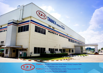 Perusahaan Jepang Tanaka Gomu Co,.Ltd