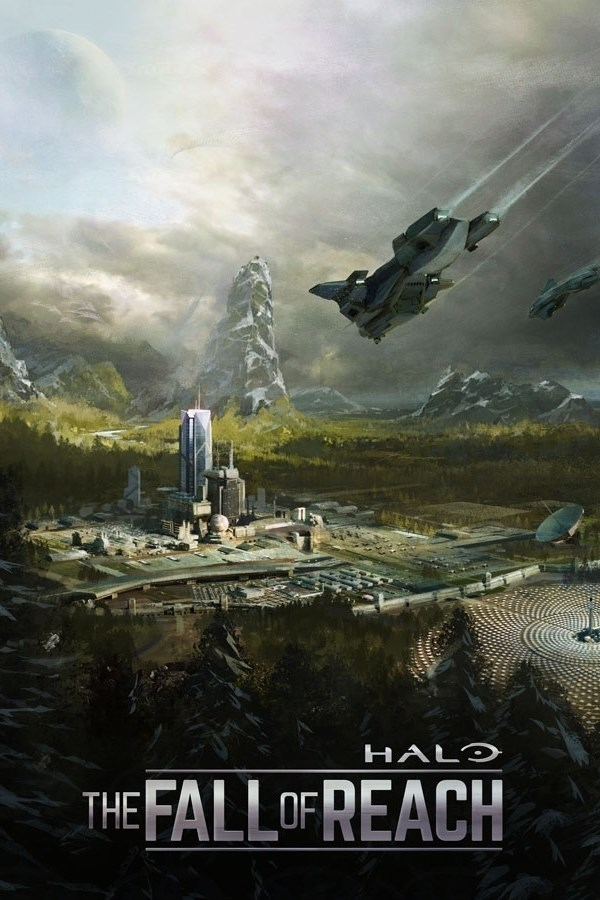 Halo Fall Of Reach Stream