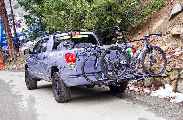 Oakley Team Car