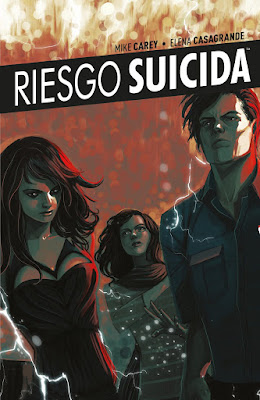 Riesgo Suicida vol. 6.