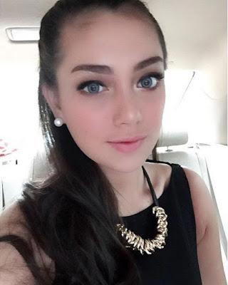 Biodata Celine Evangelista Lengkap Dengan Agama Dan Foto Terbarunya