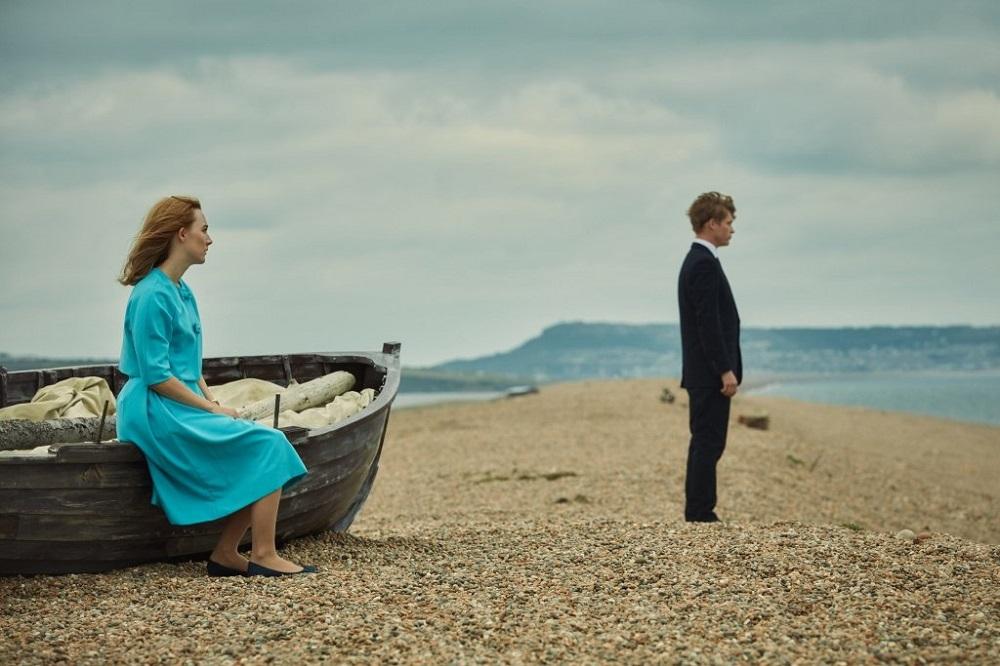 na plaży Chesil film recenzja