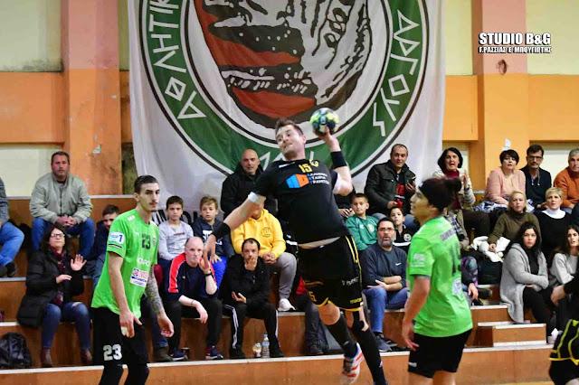 Στον τελικό του Κυπέλλου η ΑΕΚ - Νίκησε τον Διομήδη  23-14
