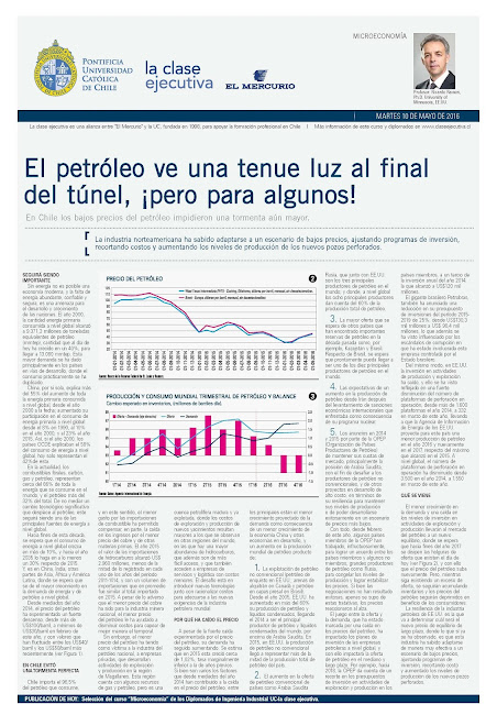 El Mercurio May 10, 2016