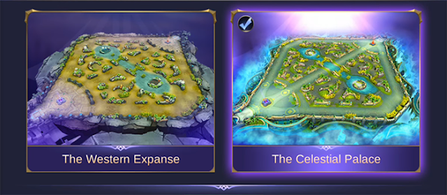 New Map Mobile Legends 2018