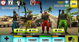 Guns 4 Hire Windows Phone 8