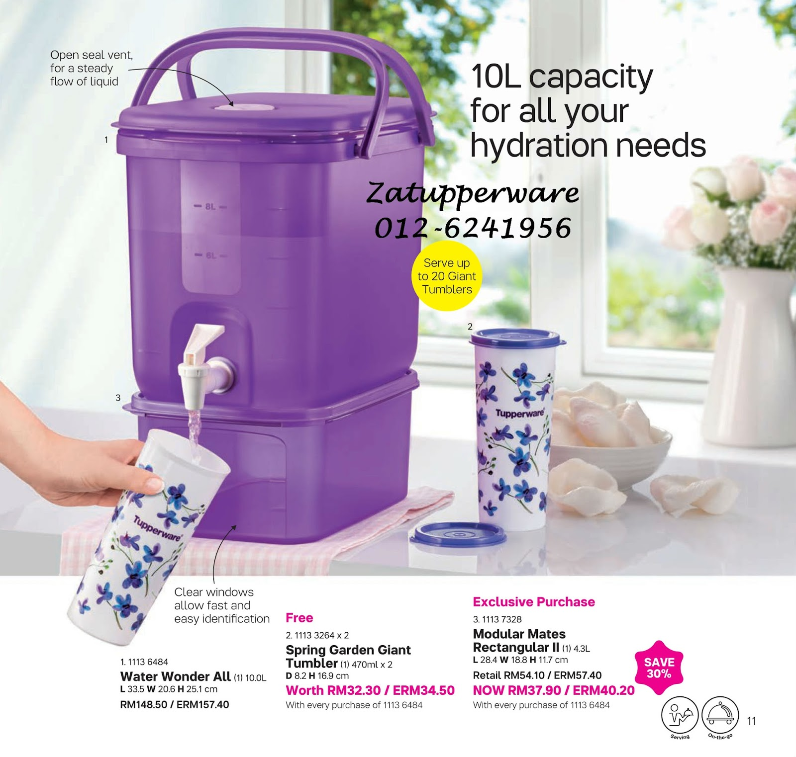Buy Here Pay Here Ma >> Za Tupperware Brands Malaysia : Latest Catalogue 2018