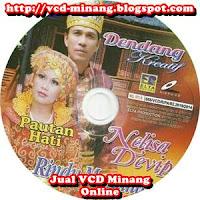 Nelisa & Devip - Baru Malayok Dihalau Urang (Full Album)