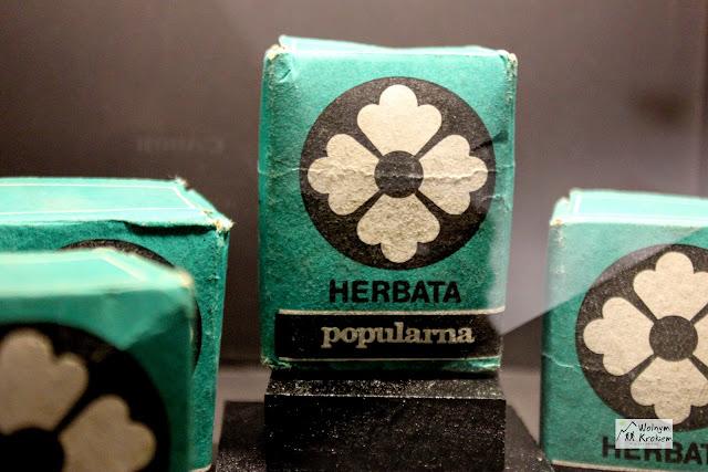 Herbata popularna PRL