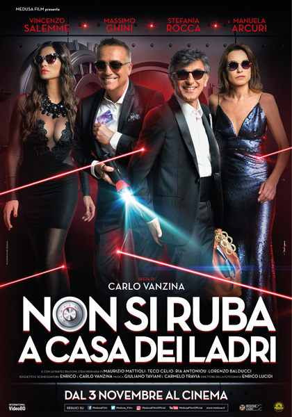 Non si ruba a casa dei ladri (2016) ταινιες online seires oipeirates greek subs