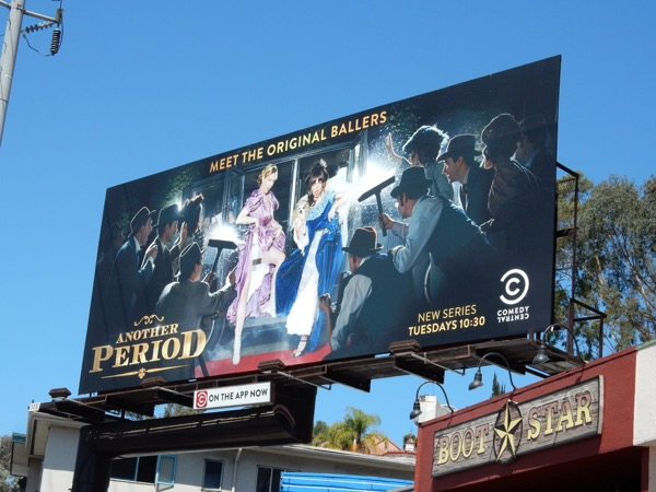 Another Period season 1 billboard
