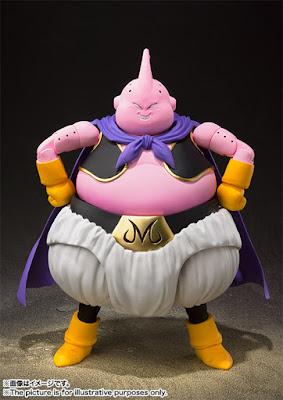 "S.H.Figuarts Majin Boo de ""Dragon Ball Z"" - Tamashii Nations"