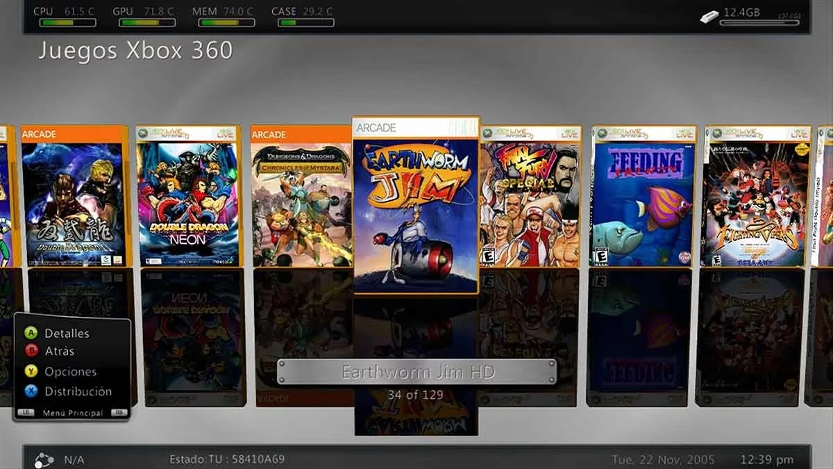 Juegos Para Xbox Rgh Unifeed Club