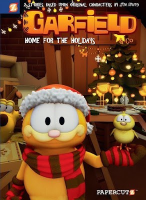 Garfield and Company Vol. 7: Home for the Holidays