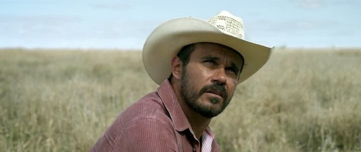 Screen Shot Of Mystery Road (2013) English Movie 300MB Short Size PC Movie