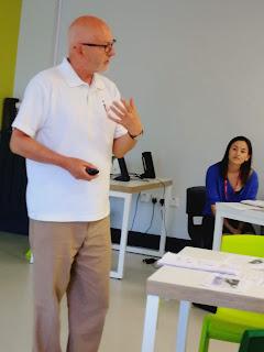 Lecture,talking,workshop