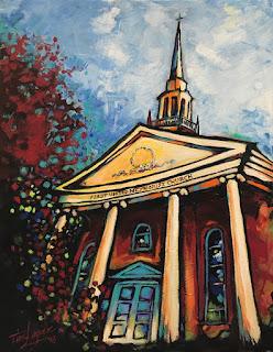 So Great a Cloud - First United Methodist Church Bentonville Arkansas - Tim Logan