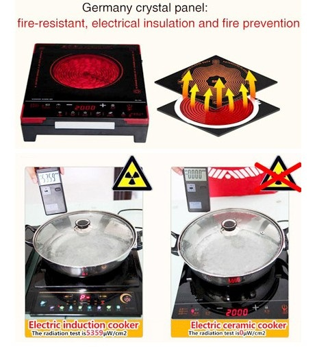 Electric Ceramic Cooker Manufacturer/supplier/factory In China